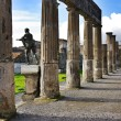 Stock Photo: View of Pompeii ruins. Italy.