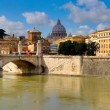View of Rome, Italy. — Stock Photo
