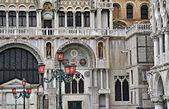 威尼斯广场 san marco、 意大利. — 图库照片