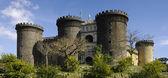 新堡。意大利那不勒斯. — 图库照片