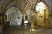 Cenacle (Room of the last supper). — Foto Stock