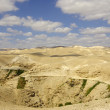 The Judean desert. Israel. — Stock Photo