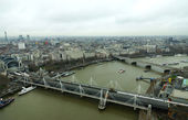 London view from above — Stock Photo