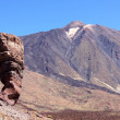 Mountain El Teide in Tenerife island — Stock Photo