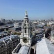 Stock Photo: London - view from Saint Paul's Cathedral