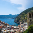 Stock Photo: View of Vernazza
