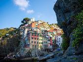 View of Riomaggiore — Stock Photo