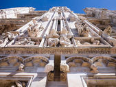 Detail of the Milan Cathedral — Stock Photo