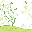 Royalty-Free Stock Vector Image: Spring tree