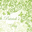 Royalty-Free Stock Vector Image: Background for St.Patrick