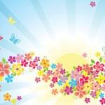 Blossom — Stock Vector