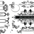 Vintage headers — Stock Vector #19573069