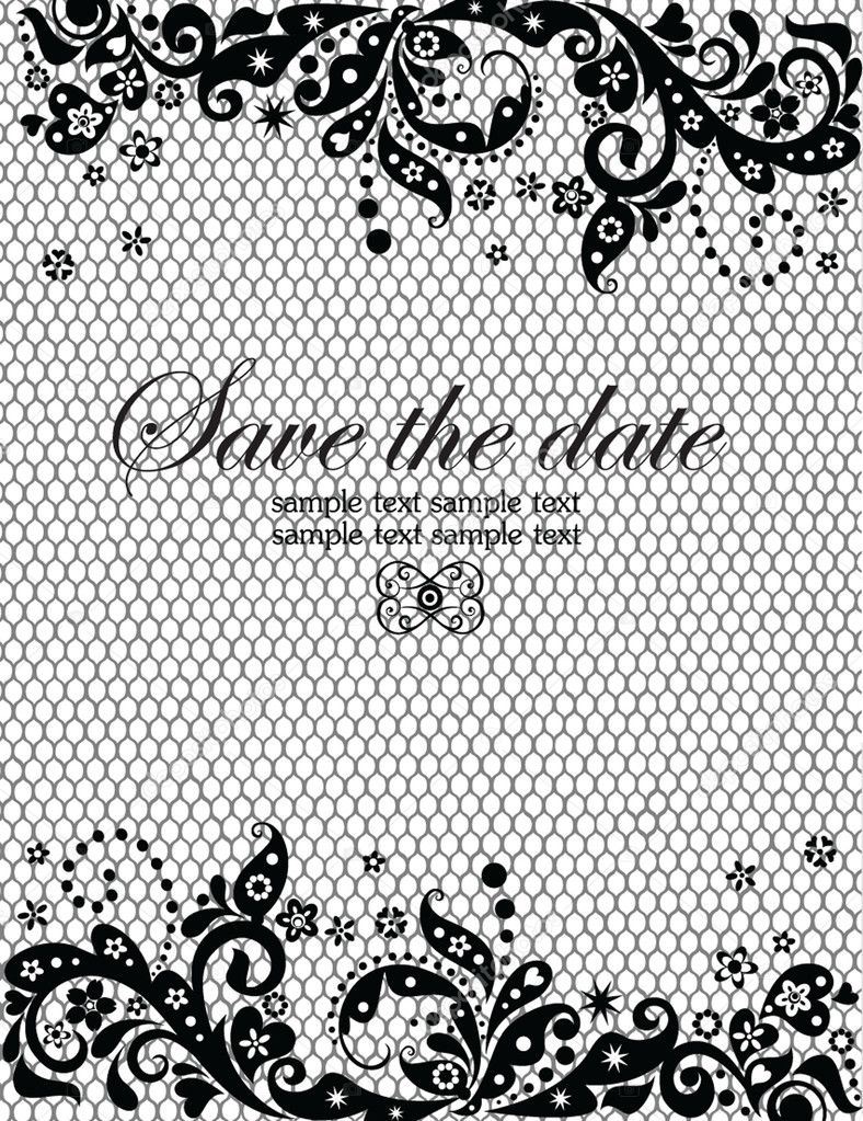 Wedding invitation — Stock Vector #19942103