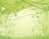 Zelený mír — Stock vektor