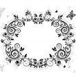 Vintage frame - Stock Vector