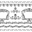 Decorative borders — Stock Vector #20065879