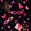 Party wallpaper — Vector de stock #20066035