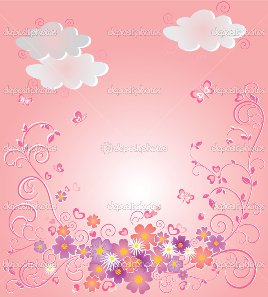 Valentine card. See my gallery for more  Stock Vector #21259991