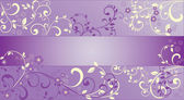 Abstract purple background — Stock Vector