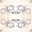 Header - Stock Vector