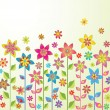 Spring flowers — Stock Vector #21350115