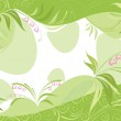 Spring background — Stock Vector #21364419
