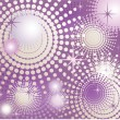 Royalty-Free Stock Vector Image: Abstract violet background