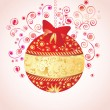 Royalty-Free Stock 矢量图片: Christmas ball