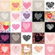 Hearts — Vector de stock #31870793