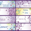 Greeting banners — Stock Vector #39006285