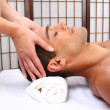 Man Massage — Stock Photo