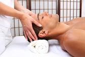 Man Massage — Stock Photo
