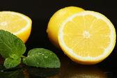 Lemons fruits — Stock Photo