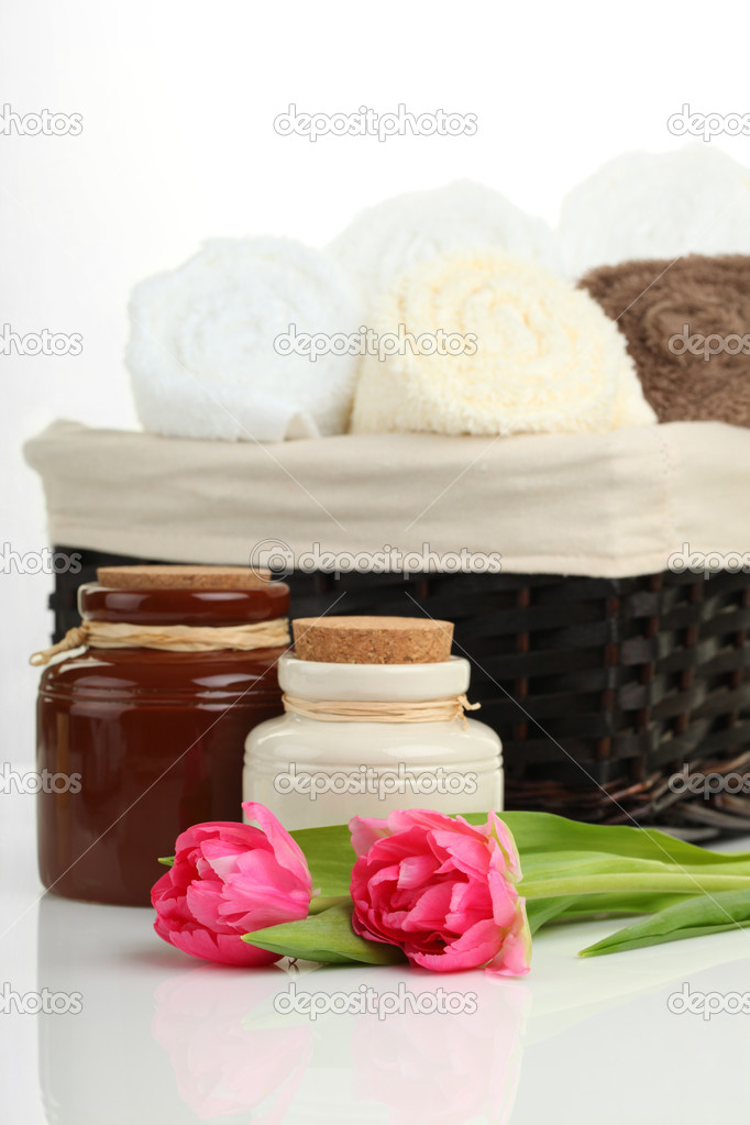 Wellness Concept - SPA — Stock Photo #21309317