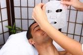 Facial Mask — Stock Photo