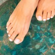 Pedicure - Foto Stock