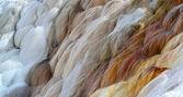 Mountain texture close up — Stock Photo