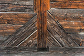 Old wooden pattern — Stock Photo