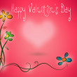 Happy Valentine's Day — Lizenzfreies Foto