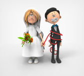 MARRIED COUPLE — Stock Photo