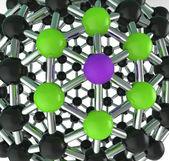 Atom Structure — Stock Photo