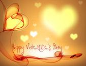 с днем святого валентина — Cтоковый вектор