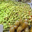 Olives at the market — Stock Photo #20614733