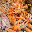 Fresh Crayfish — Stock Photo