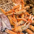 Fresh Crayfish — Stockfoto