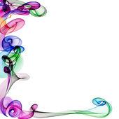 фон с цветами и фэнтези — Стоковое фото