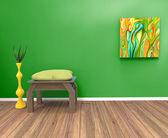 Wohnzimmer — Stockfoto