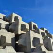 Stock Photo: Concrete blocks