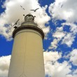 Lighthouse, Malaga, Spain — Stock Photo #25557949