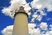 Lighthouse, Malaga, Spain — Stock Photo